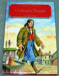 Image for Gulliver's Travels - Among the Lilliputians and Giants