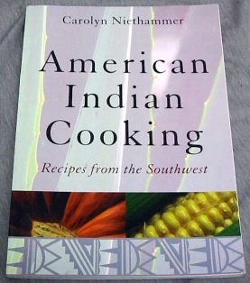Image for AMERICAN INDIAN COOKING -  Recipes from the Southwest