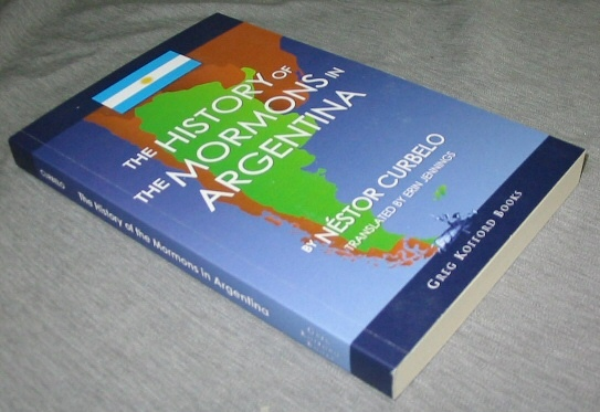 Image for The History of the Mormons in Argentina
