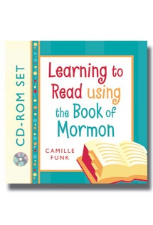 Image for LEARNING TO READ USING THE BOOK OF MORMON - Vol. 1-5 CD-ROM