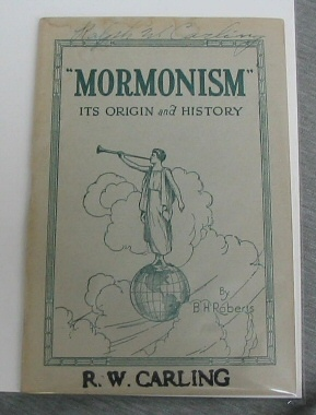 Image for Mormonism - Its Origins and History