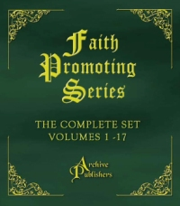 Image for Faith Promoting Series Complete Set - 17 Books (1879-1915)
