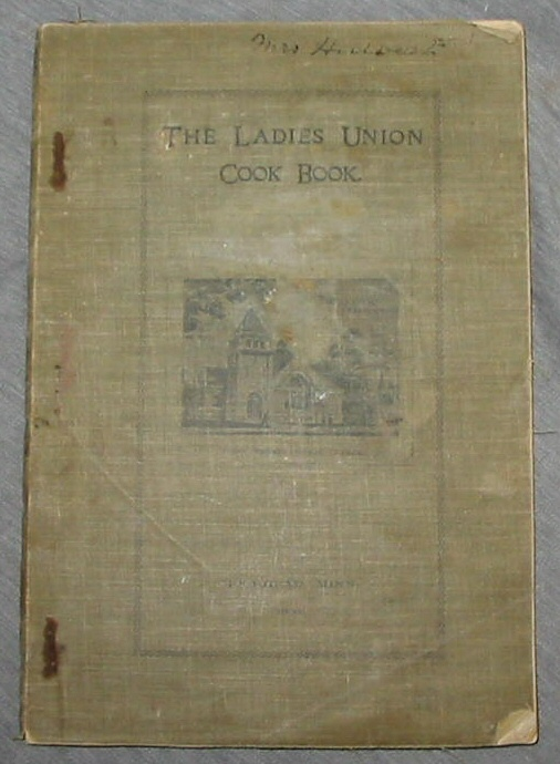 Image for The Ladies Union Cook Book