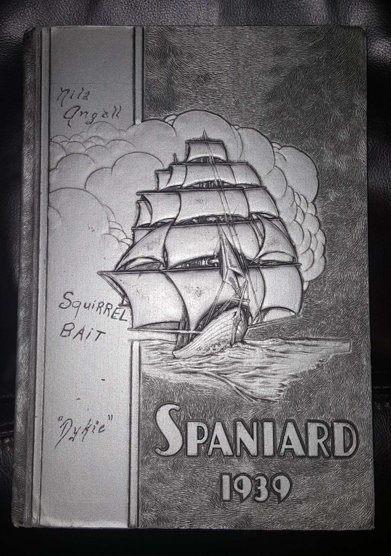 Image for THE SPANIARD 1939 - (Spanish Fork, Utah High School Yearbook)
