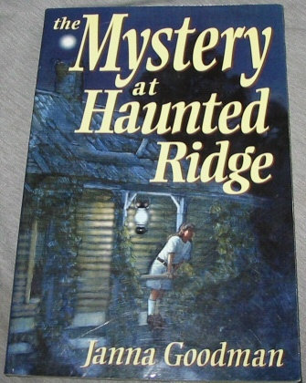 Image for THE MYSTERY AT HAUNTED RIDGE  A Novel