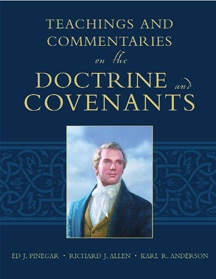 Image for TEACHINGS AND COMMENTARIES ON THE DOCTRINE AND COVENANTS
