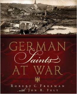 Image for German Saints At War