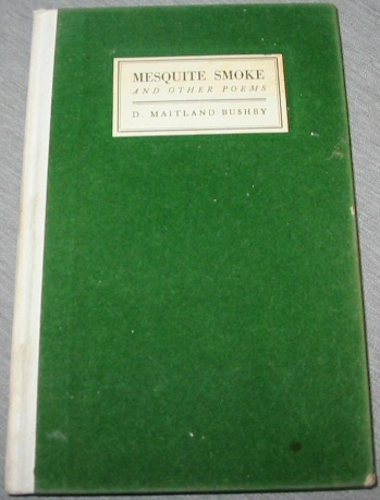 Image for Mesquite Smoke and Other Poems