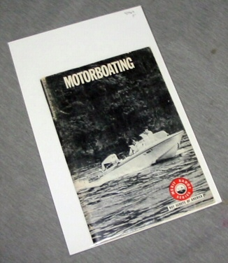 Image for Motorboating