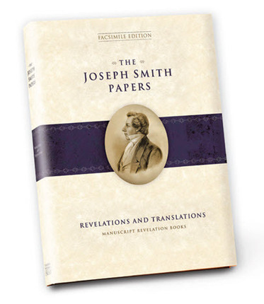 Image for The Joseph Smith Papers - Revelations and Translations, Manuscript Revelation Books (Facsimile Edition)
