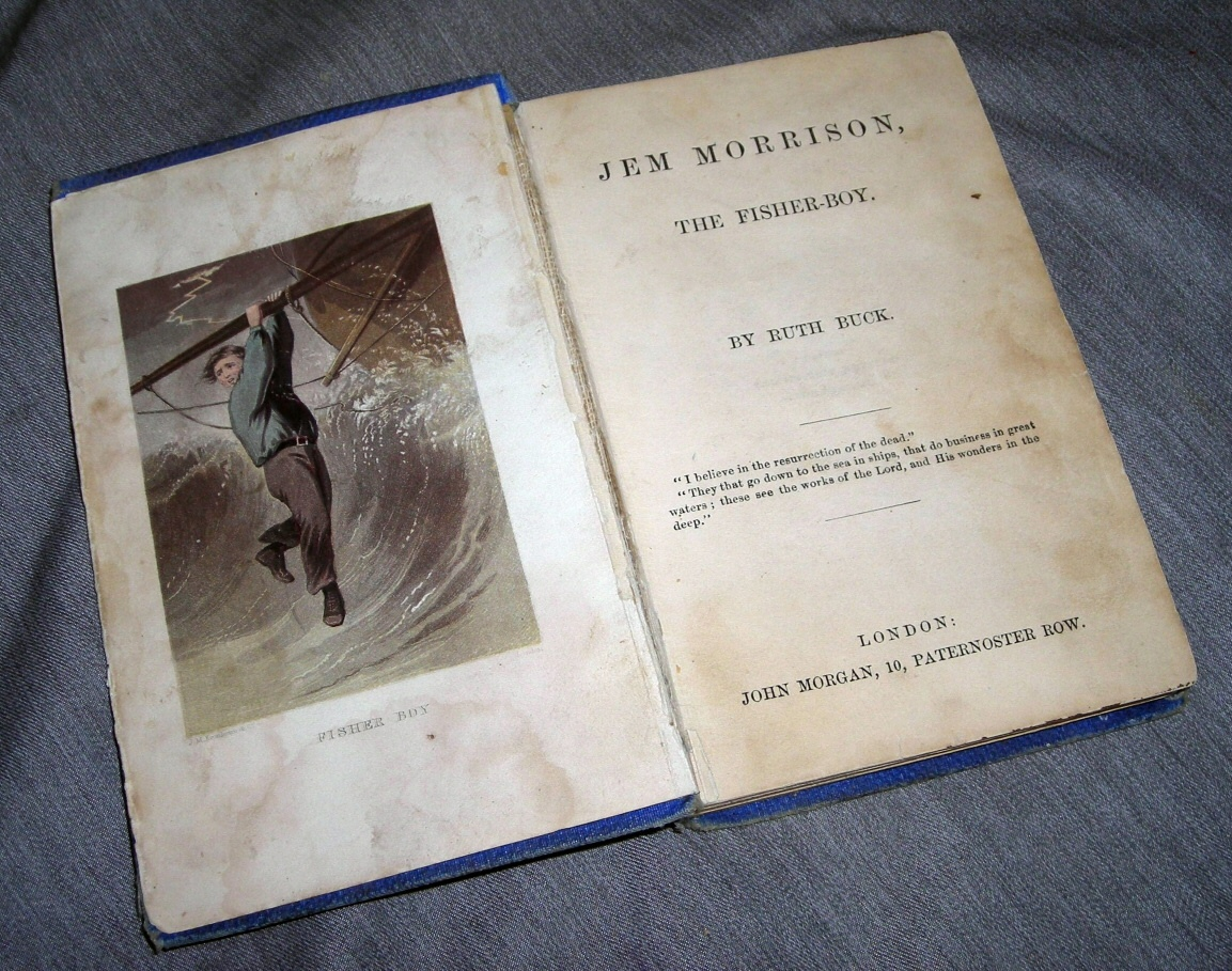 Image for Jem Morrison - The Fisher Boy