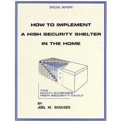 Image for How to Implement a High Security Shelter in the Home