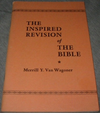 Image for The Inspired Revision of the Bible
