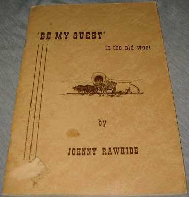 Image for Be My Guest in the Old West