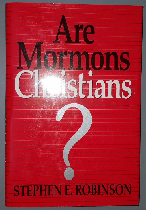 Image for ARE MORMONS CHRISTIANS