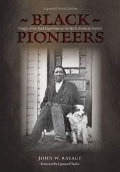 Image for Black Pioneers -  Images of the Black Experience on the North American Frontier