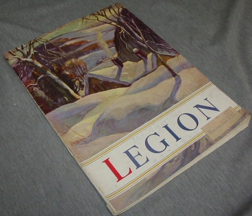 Image for The American Legion - Monthly