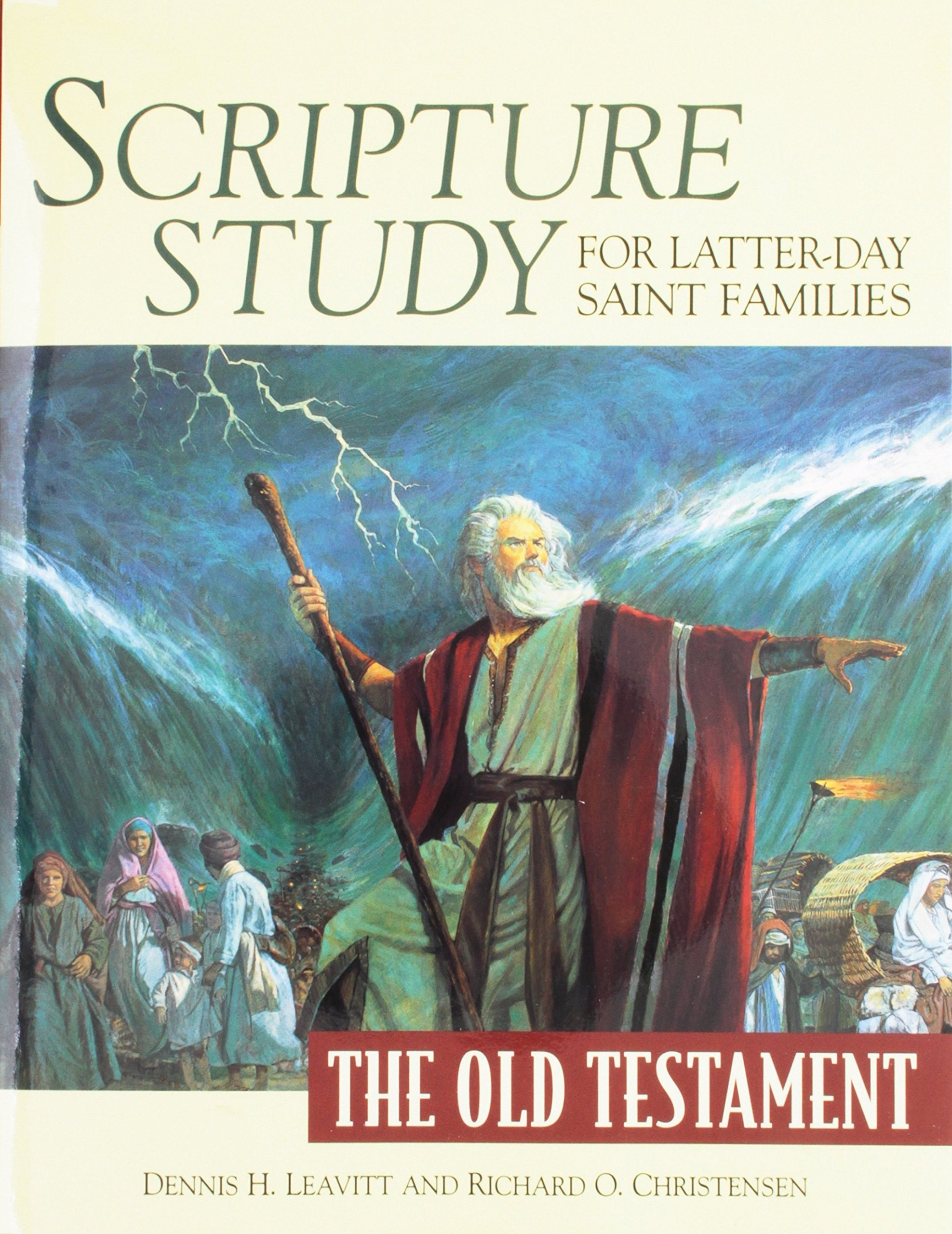 Image for Scripture Study for Latter-Day Saint Families - The Old Testament