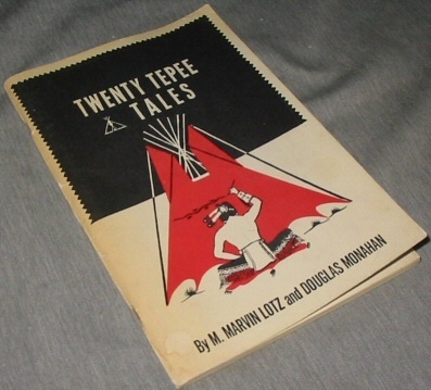 Image for Twenty Tepee Tales