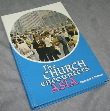 Image for THE CHURCH ENCOUNTERS ASIA
