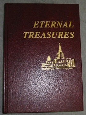 Image for Eternal Treasures - Selections from Sermons and Writings of Rheim M. Jones