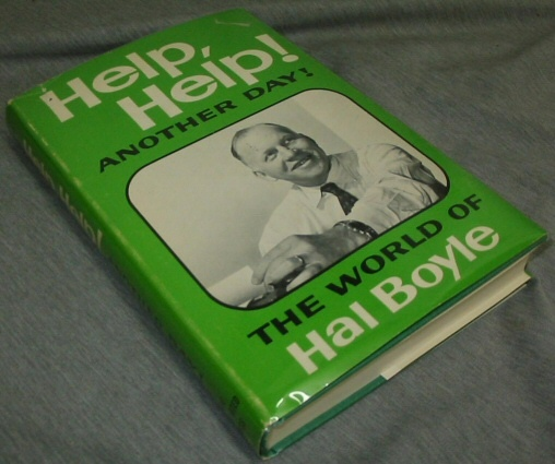Image for Help, Help! Another Day! - The World of Hal Boyle