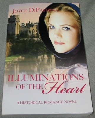 Image for Illuminations of the Heart - NEW - A Historical Romance Novel