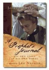 Image for Joseph Smith: a Prophet's Journal