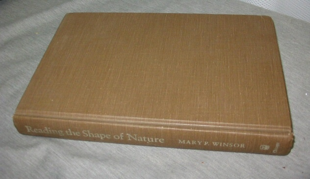 Image for Reading the Shape of Nature  Comparative Zoology at the Agassiz Museum