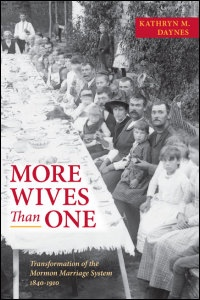 Image for More Wives Than One -  Transformation of the Mormon Marriage System, 1840-1910