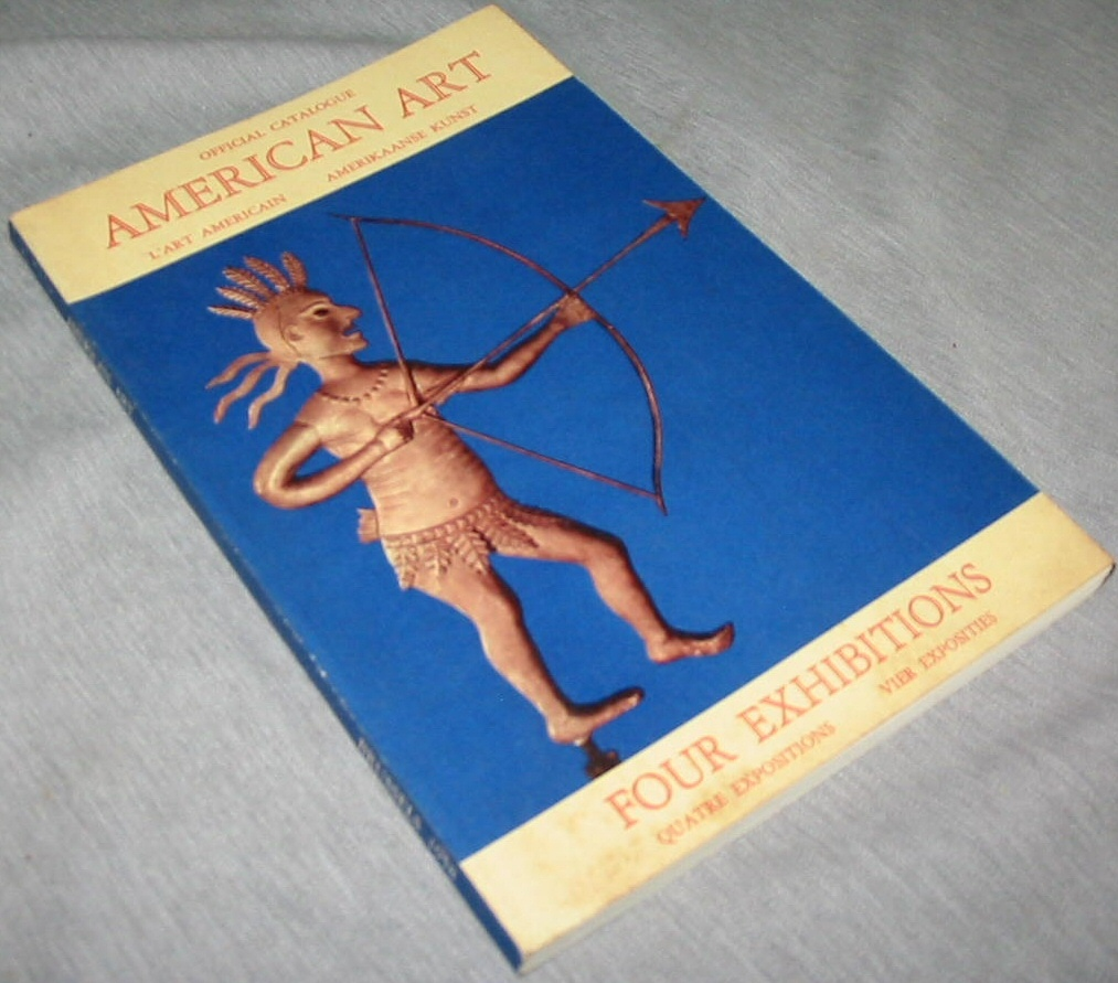Image for American Art - Four Exhibitions Official Catalogue