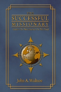 Image for THE SUCCESSFUL MISSIONARY - Letters to Missionaries in the Field