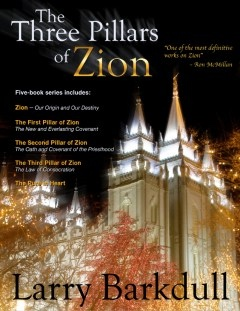 Image for THE Three Pillars of Zion -  (Five Books in One)