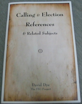 Image for Calling and Election References - And Related Subjects