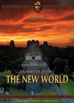 Image for Journey of Faith - the New World -  (DVD) - Including English, Spanish and Portuguese Soundtracks