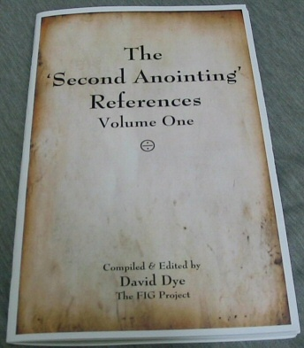 Image for The Second Anointing References - Volume 1