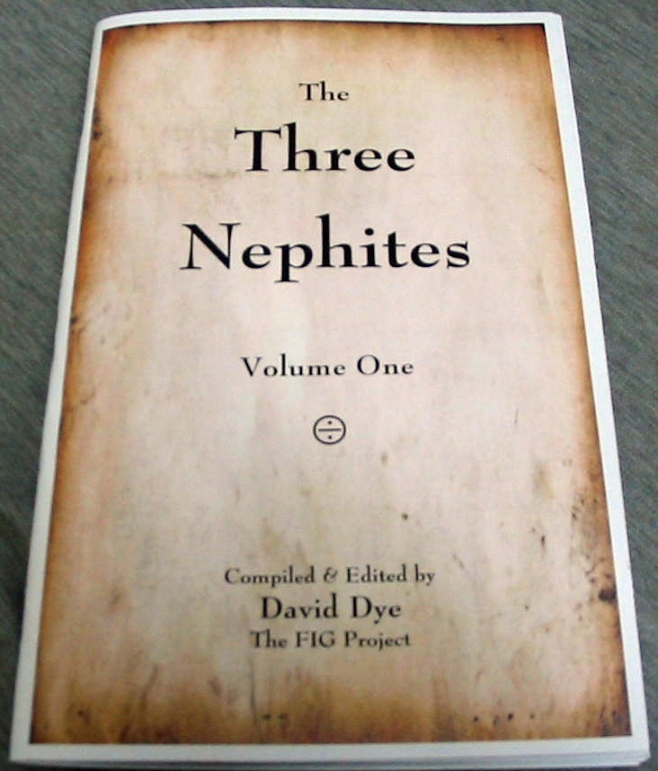 Image for The Three Nephites - Volume One