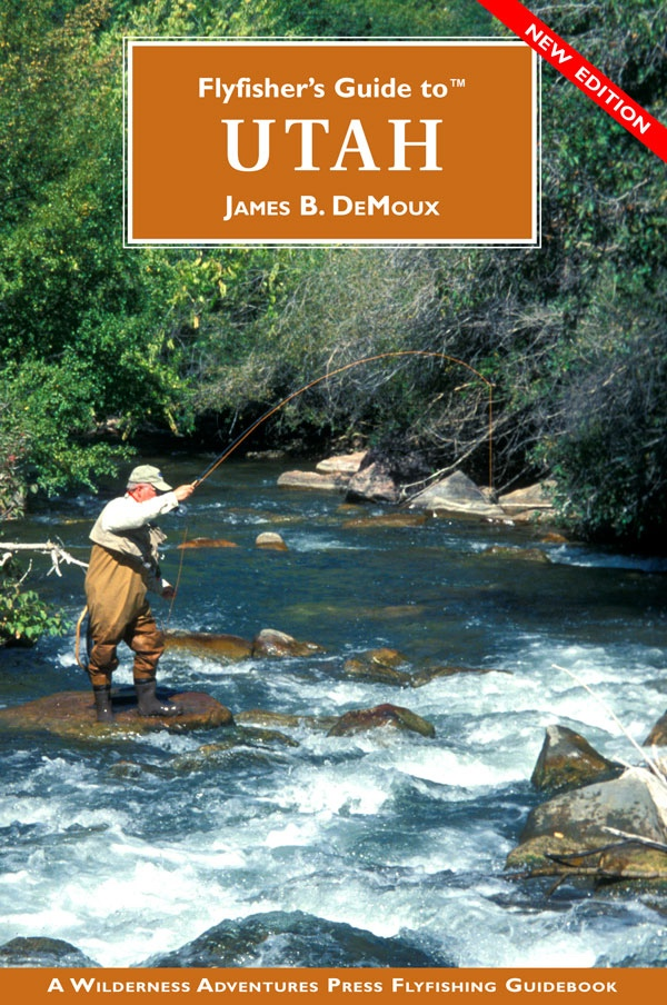 Image for Flyfisher's Guide to Utah (Flyfishers Guide)