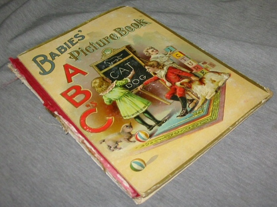 Image for Babies' Abc's Picture Book