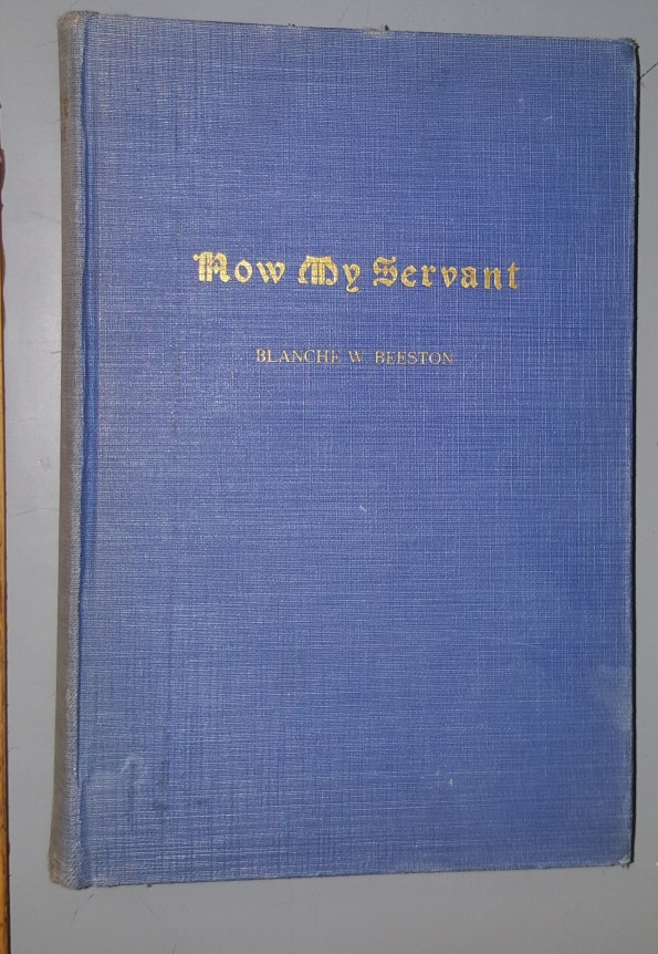 Image for NOW MY SERVANT: A BRIEF BIOGRAPHY OF A FIRSTBORN SON OF AARON (MORMON)