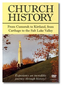 Image for Church History: from Cumorah to Kirkland, from Carthage to the Salt Lake Valley