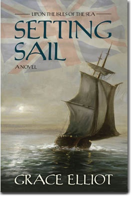 Image for Upon the Isles of the Sea Setting Sail
