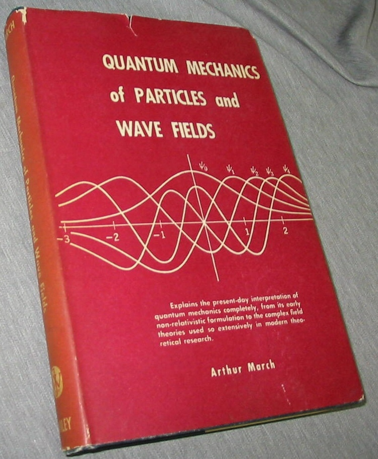 Image for Quantum Mechanics of Particles and Wave Fields