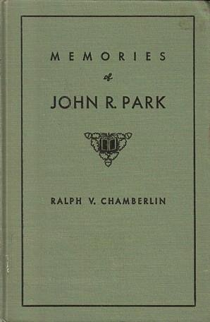 Image for MEMORIES OF JOHN ROCKEY PARK