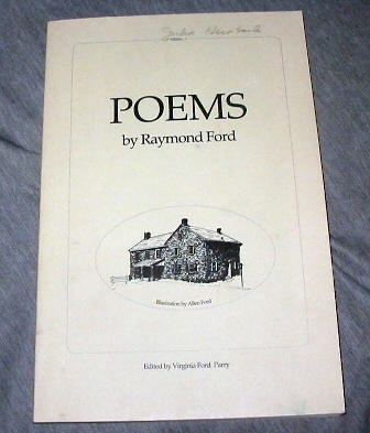 Image for Poems by Raymond Ford