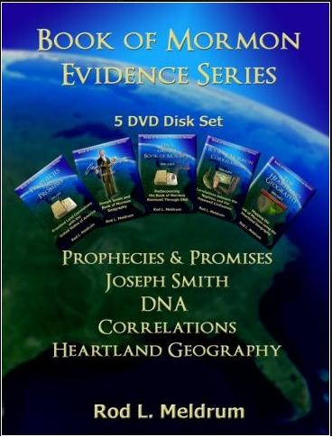 Image for Book of Mormon Evidence Series - 5 DVD Disk Series