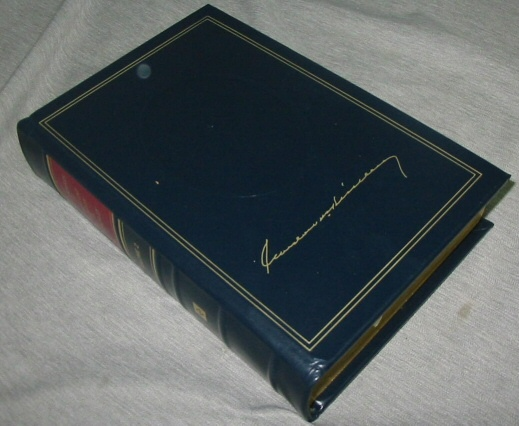 Image for DISCOURSES of President GORDON B. HINCKLEY - LEATHER - Volume 2, 2000-2004