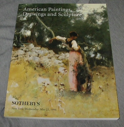 Image for American Paintings, Drawings and Sculpture