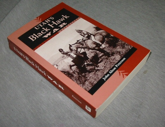 Image for UTAH'S BLACK HAWK WAR