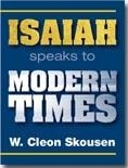 Image for ISAIAH SPEAKS TO MODERN TIMES